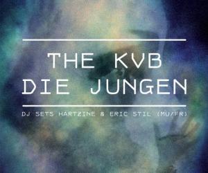 Die Jungen & The KVB, le 19 septembre au Garage MU