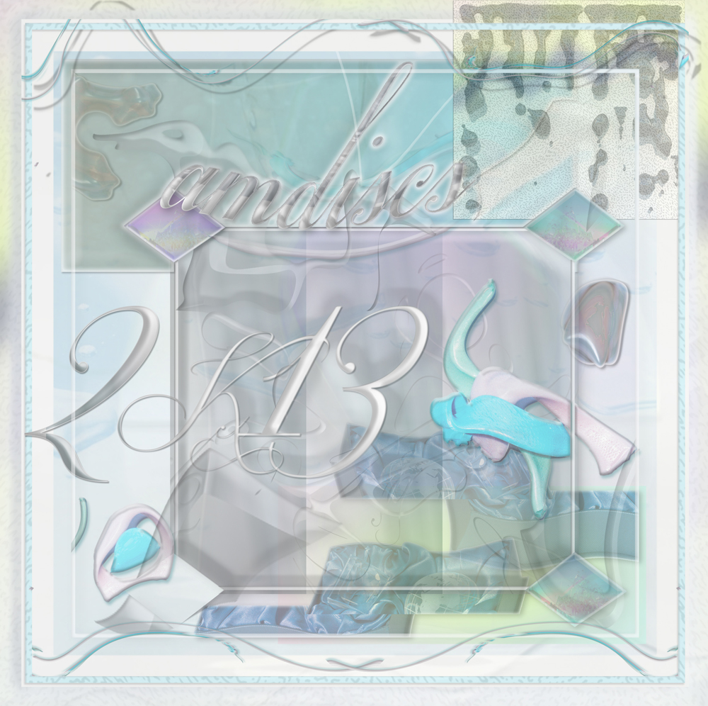 ∜♡MDISCS 2K13 - 2013 (AMD2K13) artwork by Rado Z.