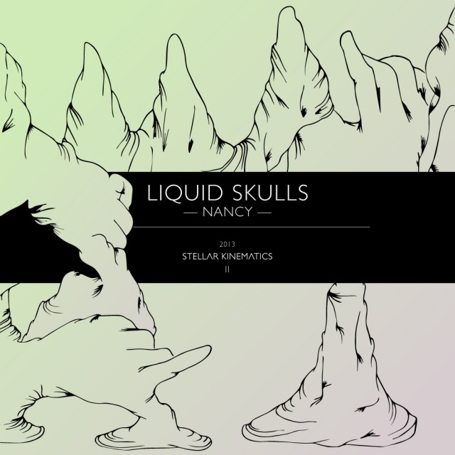Liquid Skulls - Nancy