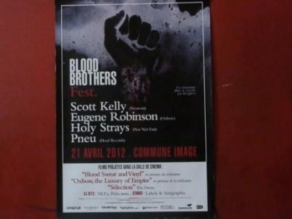 Blood Brothers Festival à St Ouen