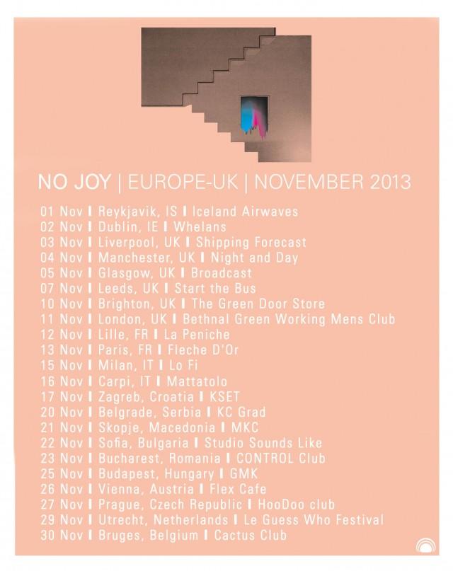 2013_NO JOY EUROPE 2013