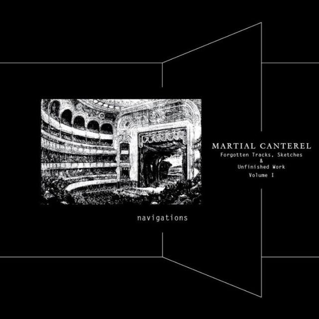 Martial Canterel - Navigations Vol1