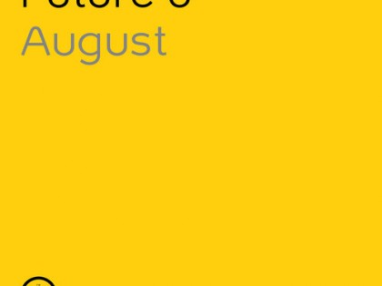 Future 3 – August