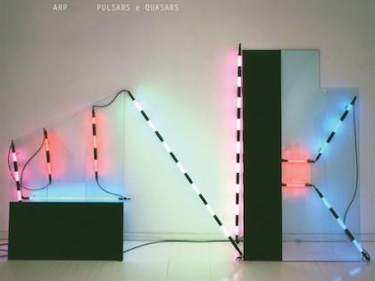 Arp – Pulsars e Quasars