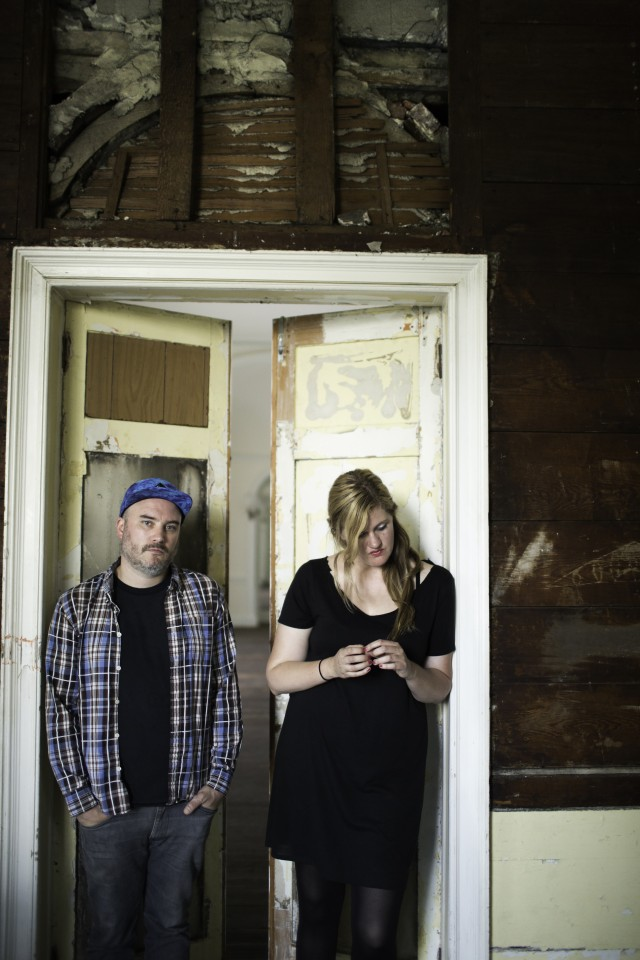 Mary Lattimore and Jeff Zeigler Press Photos 2014