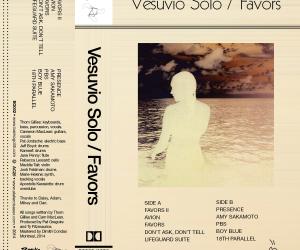 Vesuvio Solo – Avion