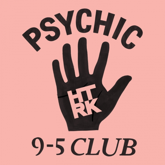 HTRK - Psychic 9-5 Club (Ghostly International)