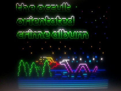 Legowelt – The Occult Orientated Crime Album