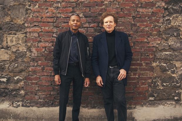 Jeff Mills & Mikhaïl Rudy © Rémi Golinelli