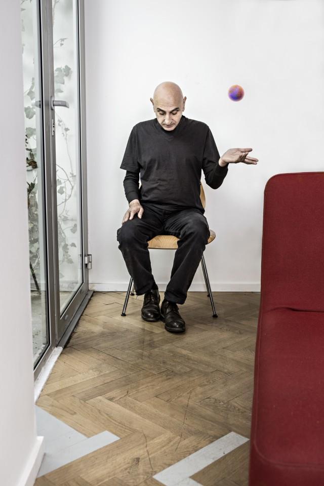 Bernard Sazjner - Portrait