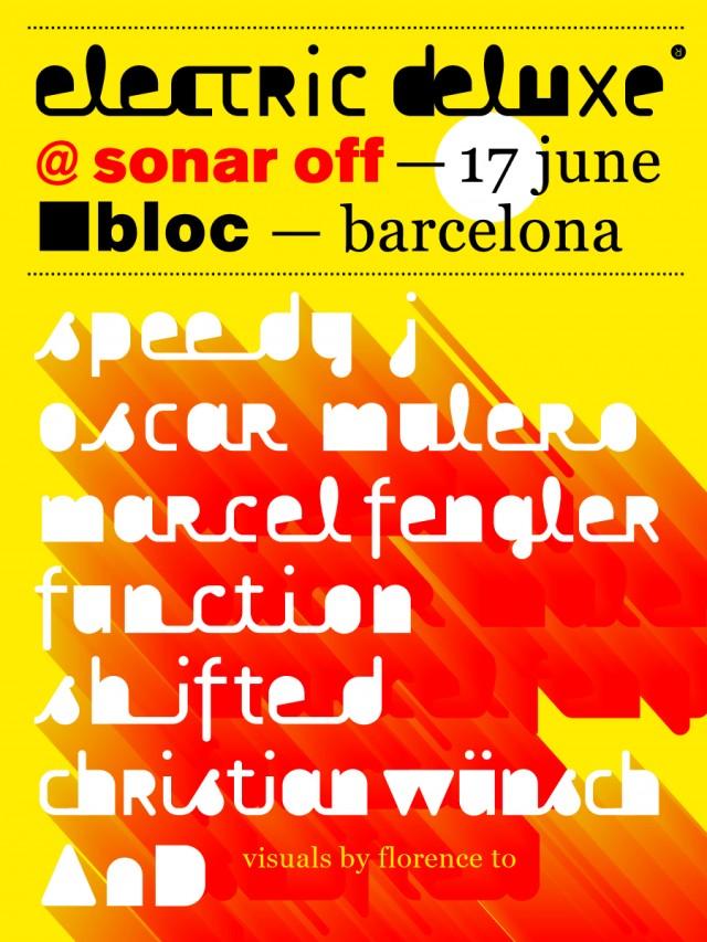EDLX showcase at Sonar