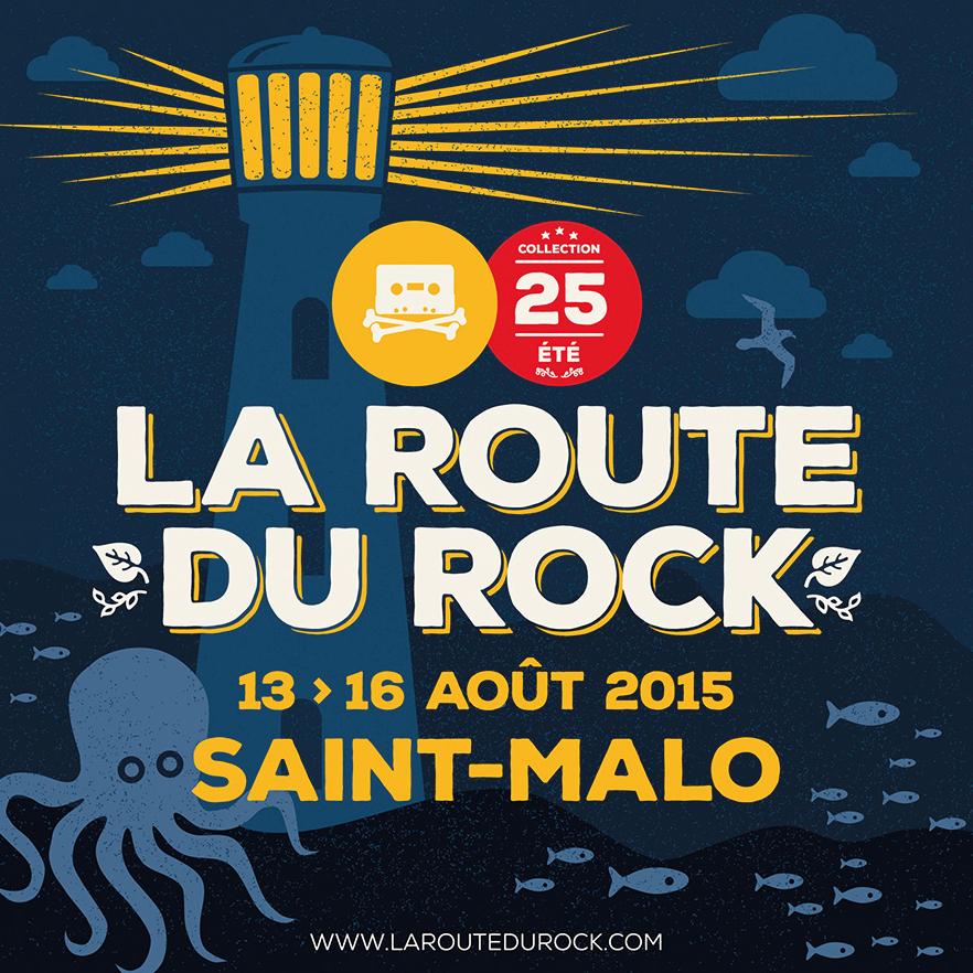 La Route Du Rock 2015