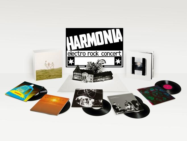 harmonia inside use