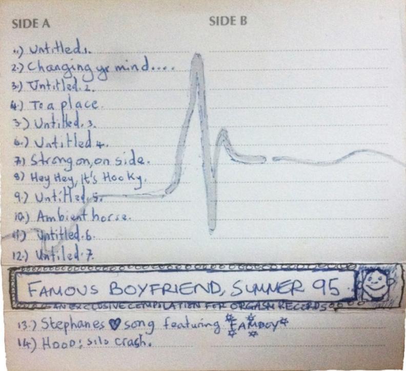 The Famous Boyfriend 3