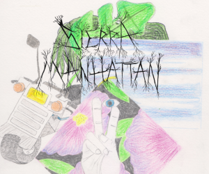 Sierra Manhattan – Moonburned Girl (PREMIERE)