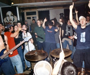 2001 Reims DIY HxC, Phil Kieffer l'interview