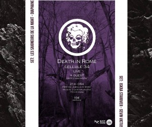 DEATH IN ROME & CELLULE 34