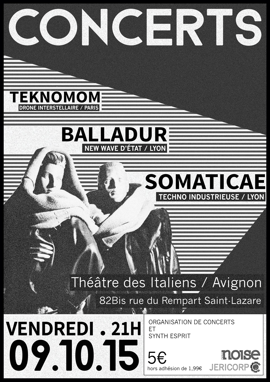 Balladur - Somaticae - Teknomom