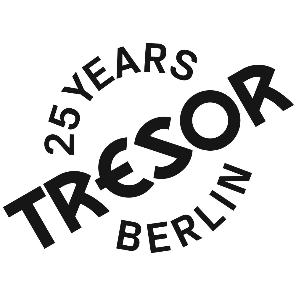 Tresor 25 Years - Logo