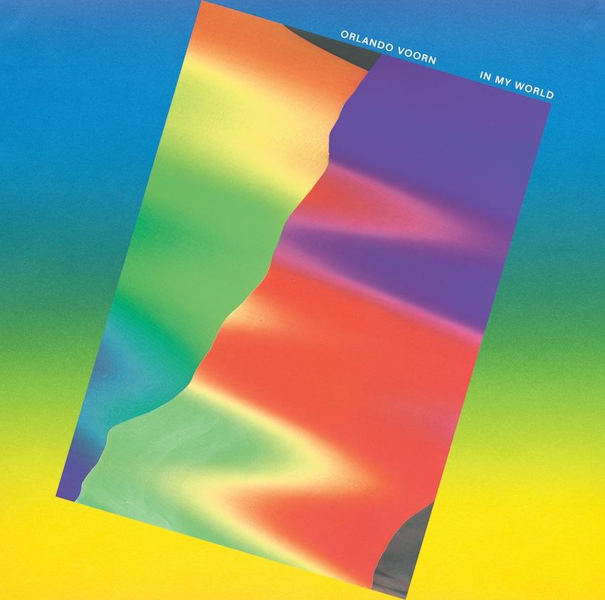 Orlando Voorn - In My World 2xLP/CD (Rush Hour Music, 2016)