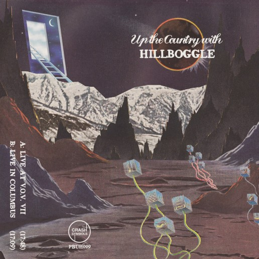 Hillboggle - Up The Country With Hillboggle a35b41a7637